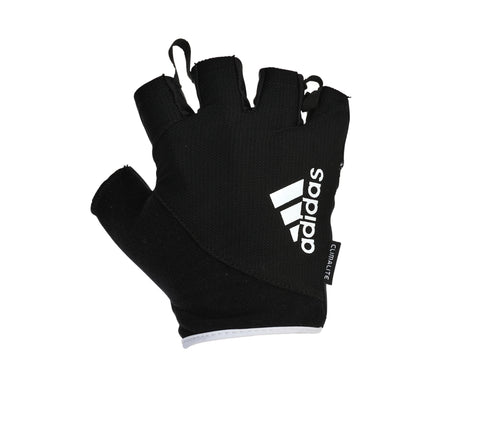 Adidas Glove Essential White Logo