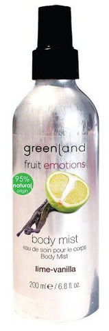 Fruit emotions Bodymist Lime/Vanilla