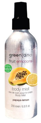 Fruit emotions Bodymist Papaya/Lemon