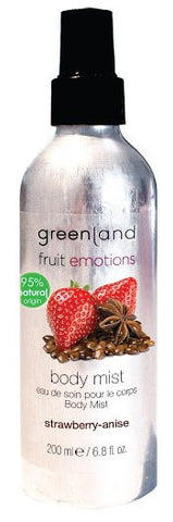 Fruit emotions Bodymist Strawberry/Anise