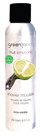 Fruit Emotions shower mousse Lime/Vanilla