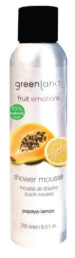 Fruit Emotions shower mousse Papaya/Lemon