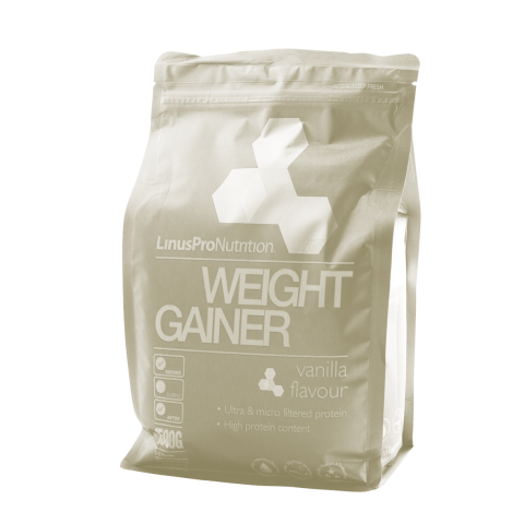 LinusPro Weight Gainer - Vaniljesmag