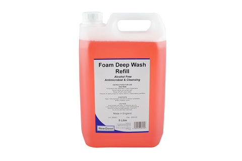 Foam Deep Wash 5 Litre