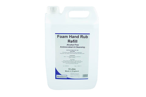 Foam Hand Rub 5 Litre