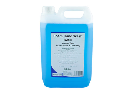 Foam Hand Wash 5 Litre