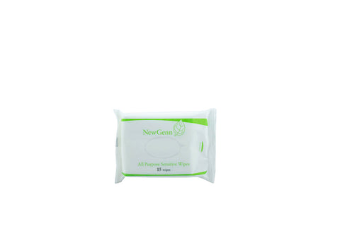 Wet Wipes 15 Pack