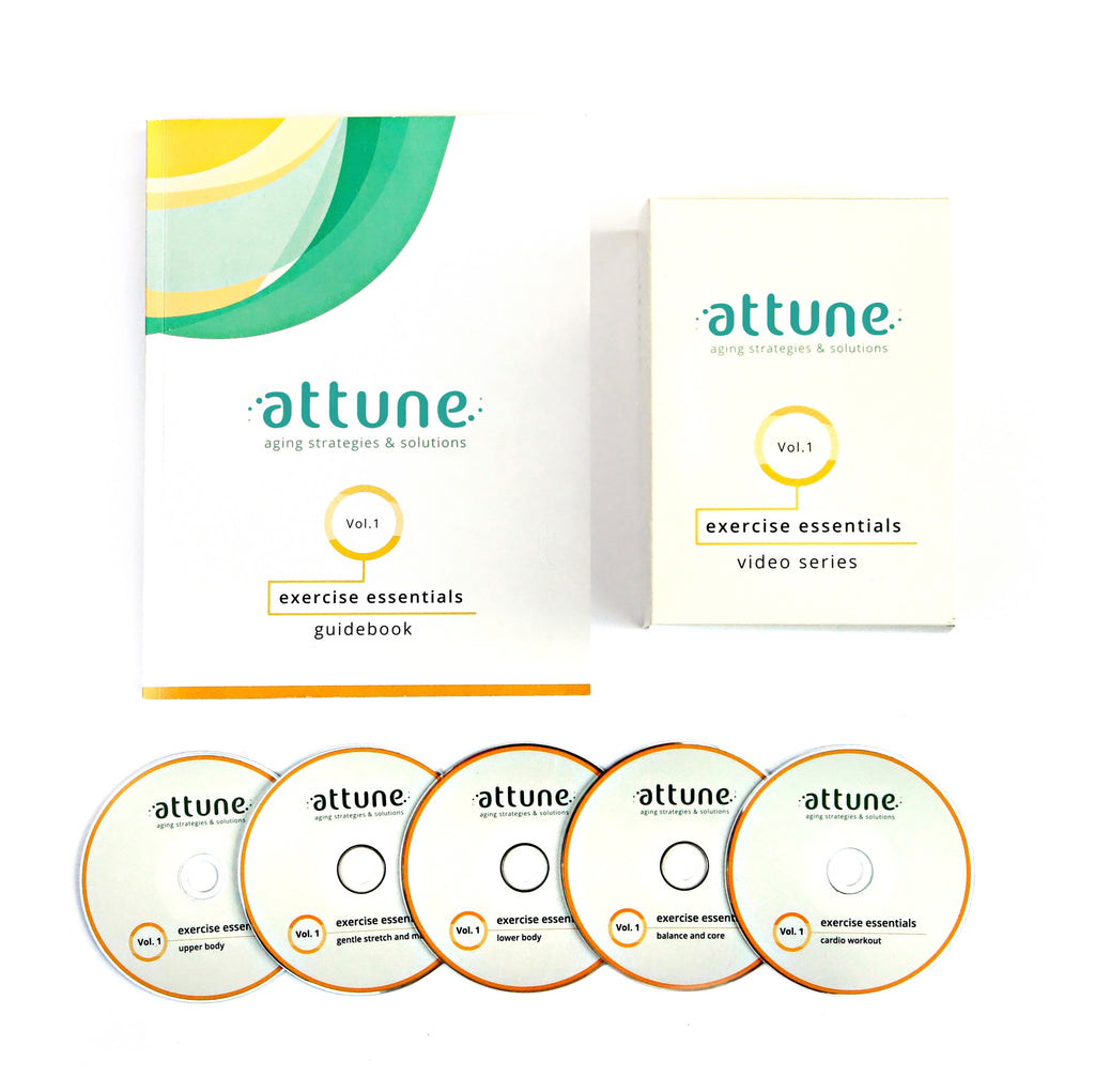 The Exercise Essentials from Attune