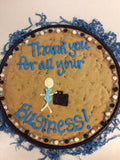 Giant Cookie for Corporate Gifts