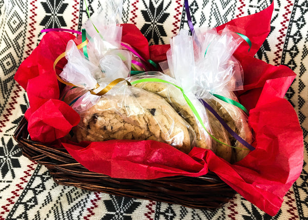 Standard Holiday Cookie Basket