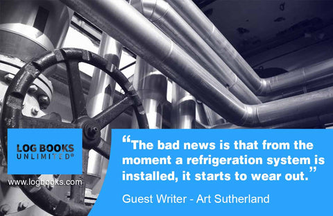 Refrigeration systems start to wear out from the moment they are installed