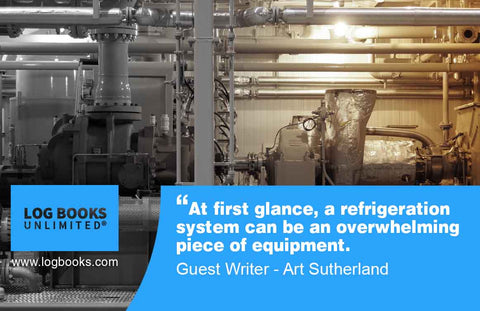 refrigeration systems can be overwhelming pieces of equipment
