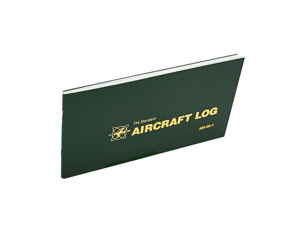 ASA SA1 Aircraft Log Book