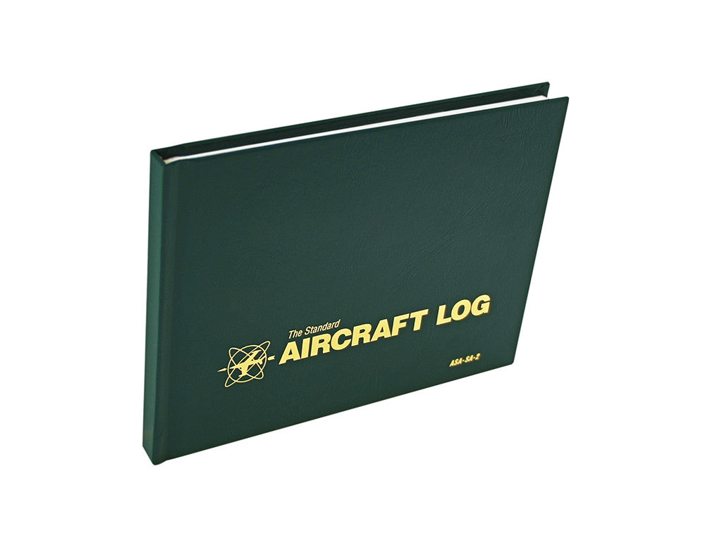 ASA SA2 Aircraft Log Front