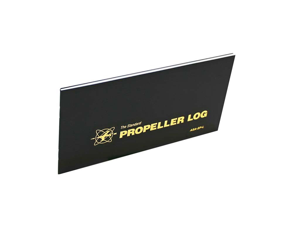 ASA SPL Propeller Log Book