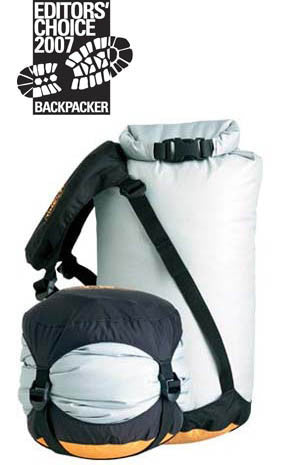 E-vent Dry Compression Sack