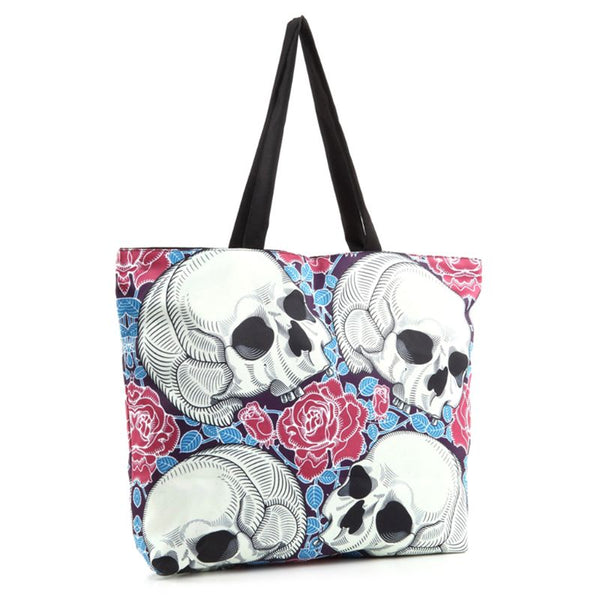 Natalie Skull Shoulder Bag - Lobby