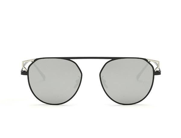 Roxanne Retro Cat Eye Sunglasses - Lobby
