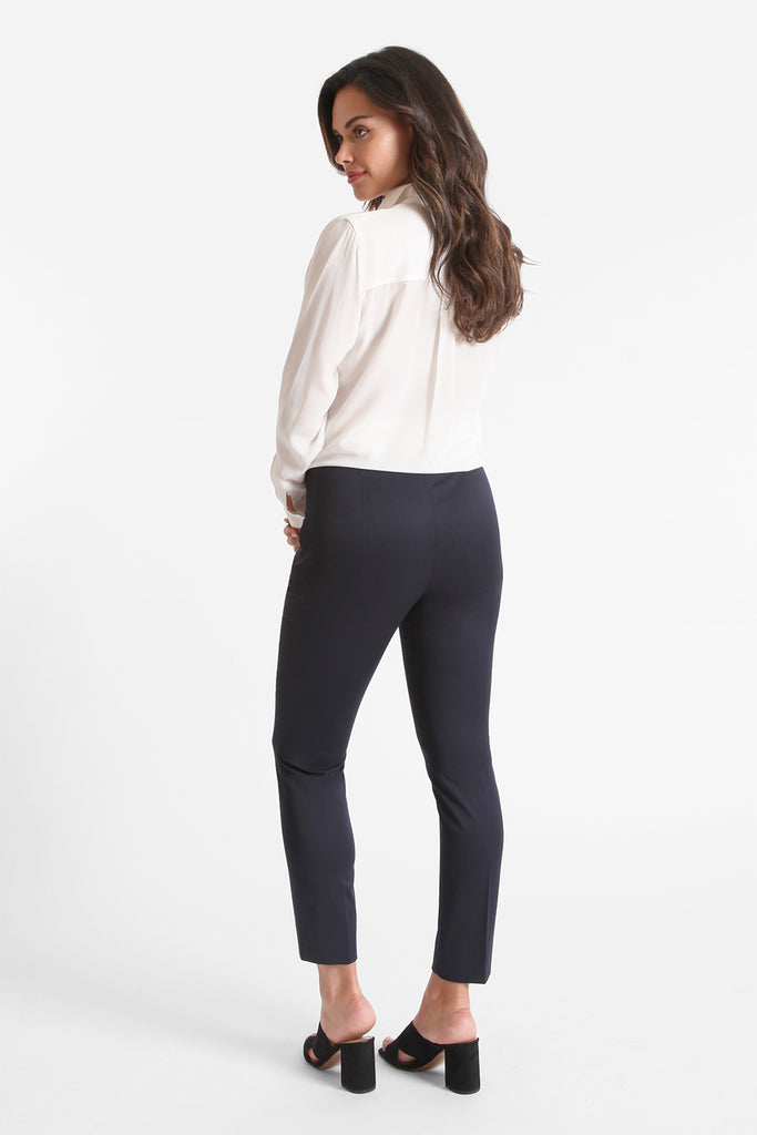 Lisa Pant - Cosmopolitan Sateen: FINAL SALE