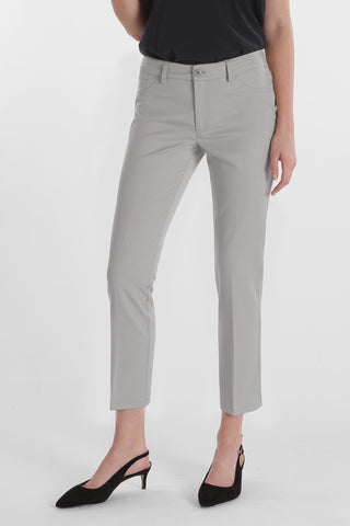 Casey Crop Jean - Cosmopolitan Sateen: FINAL SALE
