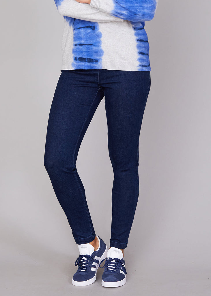 Ivy Jegging - Denim Stretch