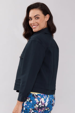 Taryn Jean Jacket - Premier Stretch
