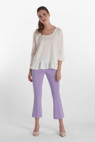 Regan Crop Flare - Premier Stretch