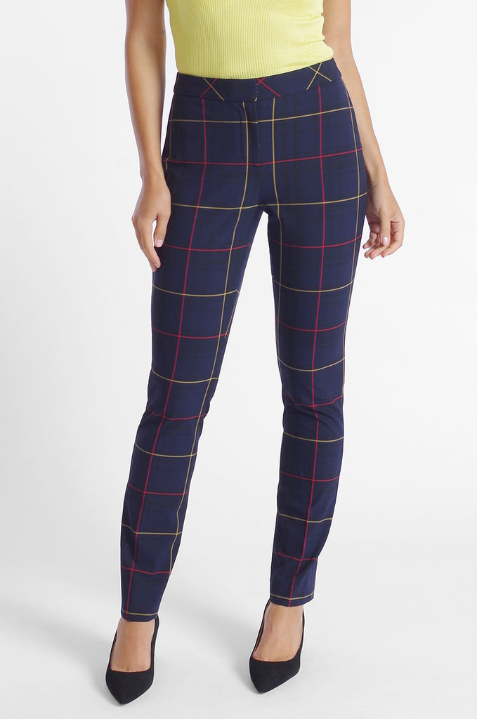 Autumn Pant - Scotch Plaid: FINAL SALE