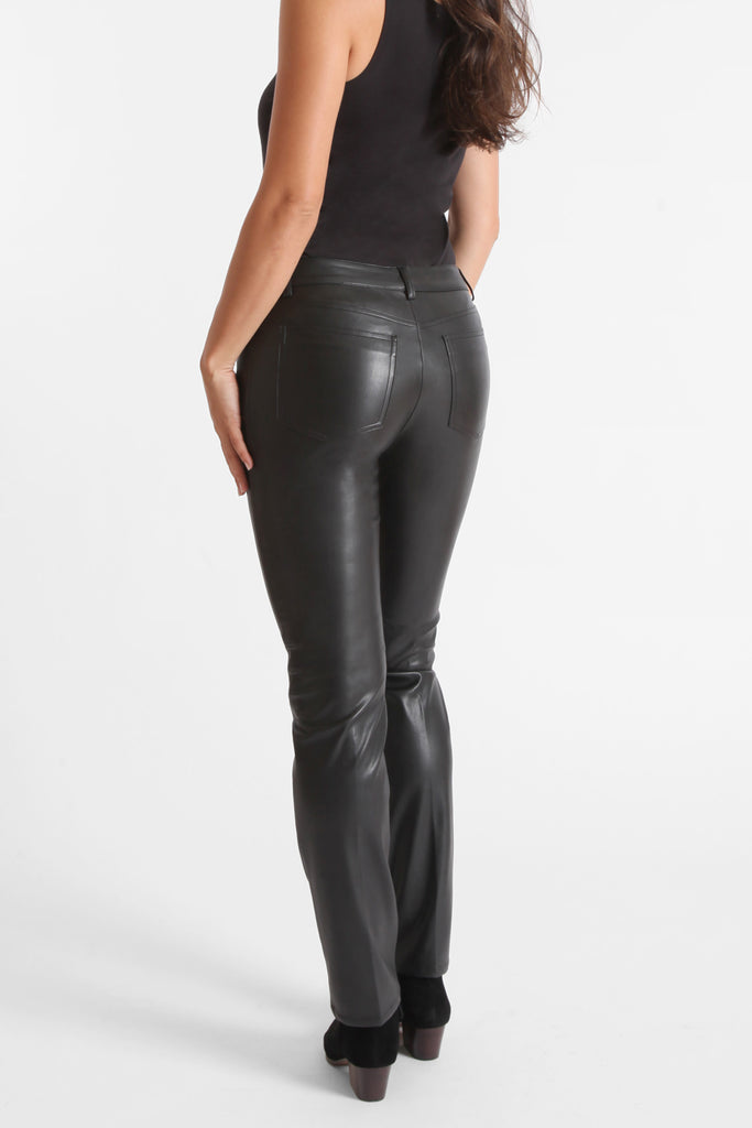 Jean Pant - Faux Leather