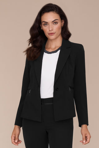 Carter Jacket - Castle Stretch