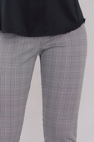 Kaylee Pant - Manhattan Plaid