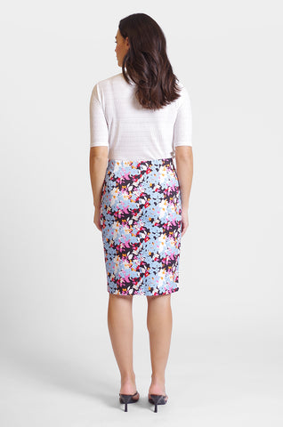 Logan Skirt - Colorful Bouquet
