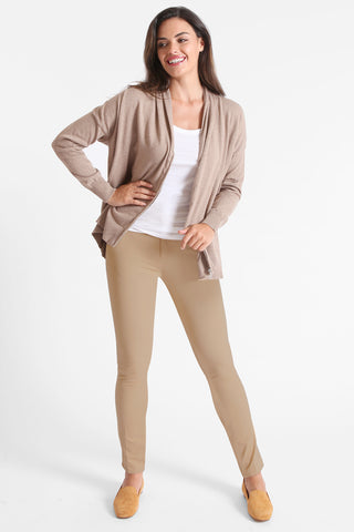 Twiggy Slim Jean - Blossom Twill - Essential Colors