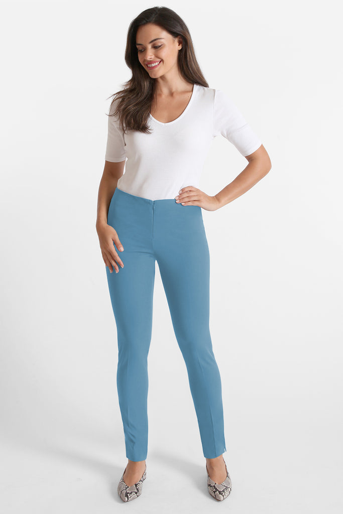 Jasmine Pant - Blossom Twill - Fashion Colors