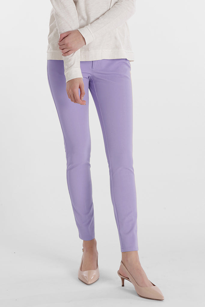 Harley Ankle Slim Jean - Blossom Twill - Fashion Colors: FINAL SALE