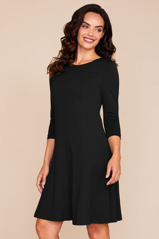 Hoda Dress - Paramount Knit