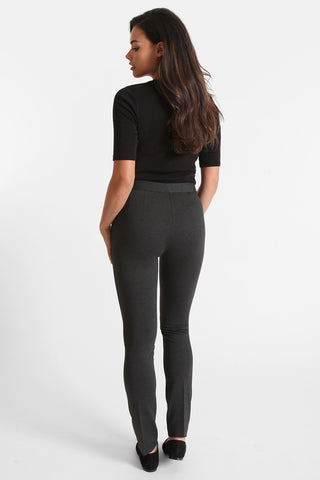 Willow Slim Pant - Paramount Knit
