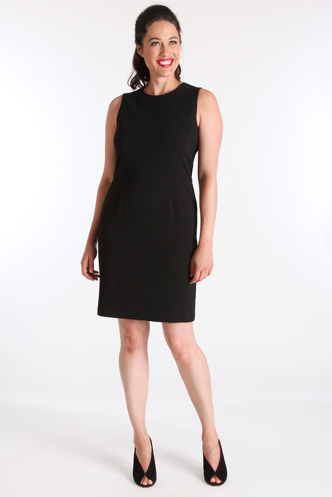 Hayden Dress - Ambassador Crepe: FINAL SALE
