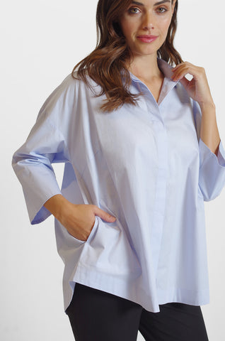 Zeppelin Cotton Blouse