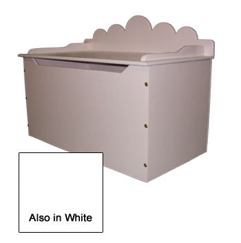 Cloud Back Toy Chest