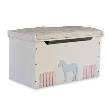 Horse Toy Chest