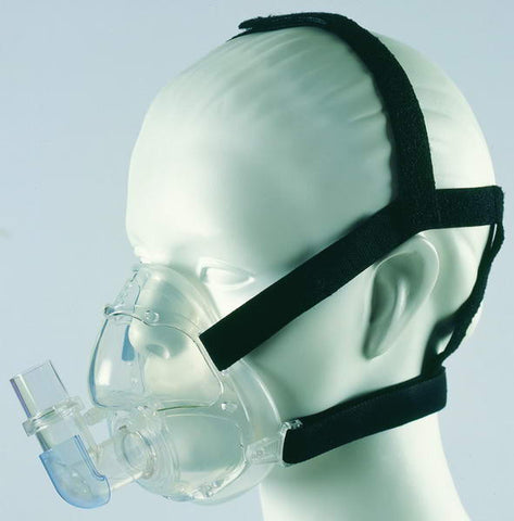Full CPAP face mask