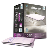 Attends Premier Breathable Super-absorbent Underpads