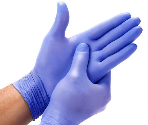 Abena Nitrile Medical Examination Gloves