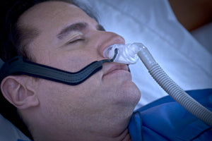 Aloha Nasal Pillow System for CPAP