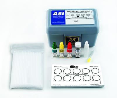 Arlington Scientific Syphylis RPR Test Kit