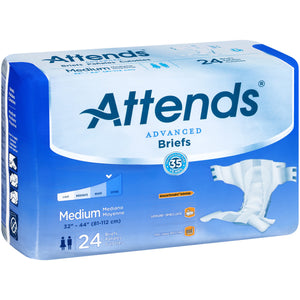 NEW! - Attends Advanced DermaDry Briefs