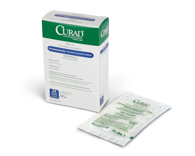 CURAD Oil Emulsion Dressing
