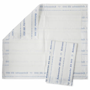 "Medline Extrasorbs Extra Strength Disposable Drypad Underpads, 30"" x 36"""