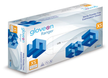 GloveOn Ranger Premium Nitrile Medical Examination Gloves